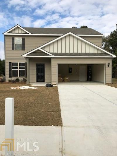 Fairburn Single Family Home Under Contract: 4433 Belcamp Rd #48