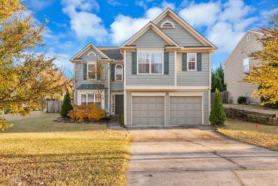 Snellville Single Family Home New: 2840 Dominion Walk Ln