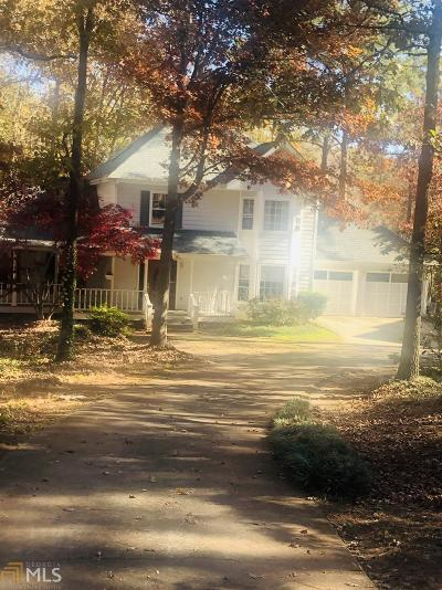 Conyers Single Family Home For Sale: 4911 W Lake Dr