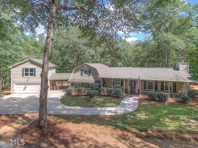 Covington Single Family Home Under Contract: 494 Covered Bridge Rd