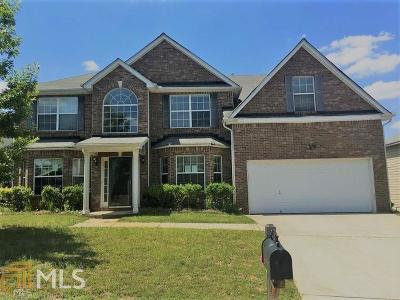 Conyers Single Family Home For Sale: 1368 Travers Creek