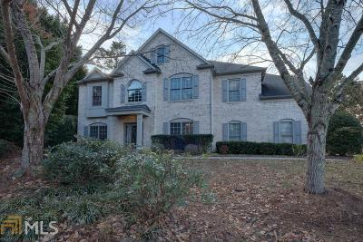 Dacula Single Family Home For Sale: 4220 Greenside Ct