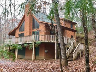 Ellijay Single Family Home For Sale: 747 Litmus Ct #2522