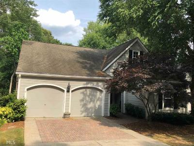 Alpharetta Single Family Home New: 1575 Spinnaker Dr