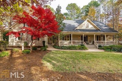 Greensboro Single Family Home For Sale: 1000 Maple Ridge Way
