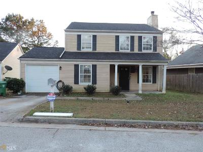 Stone Mountain Single Family Home New: 454 Orchard Dr