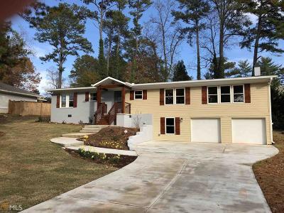 Atlanta Single Family Home New: 1463 Sagamore