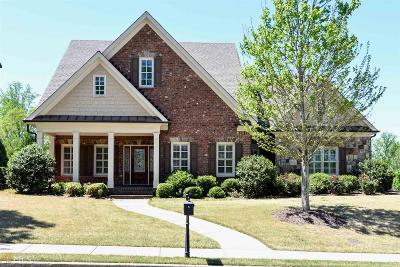 Buford Single Family Home For Sale: 3070 Rock Manor