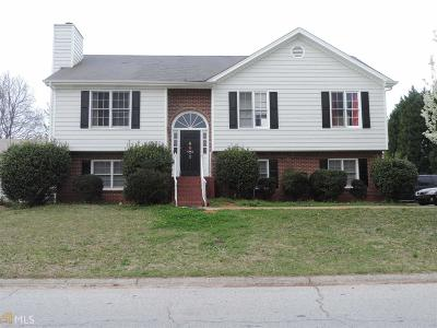Snellville Single Family Home New: 1981 Boone Pl