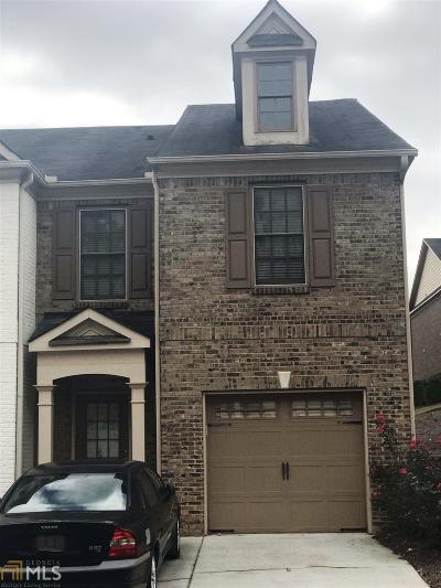 Suwanee Condo/Townhouse Under Contract: 310 Knelston Oak Dr