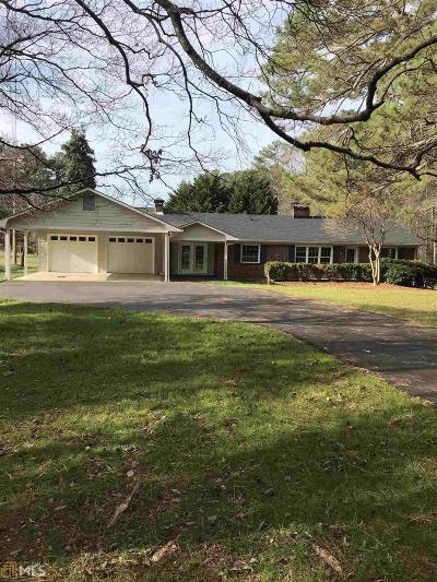 Jasper Single Family Home For Sale: 1536 South Main