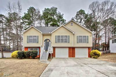 Douglasville Single Family Home New: 446 Legend Creek Pl #40