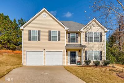 Douglasville Single Family Home New: 3661 Monticello St