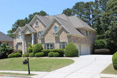 Grayson Single Family Home Under Contract: 2664 Chestnut Walk Dr