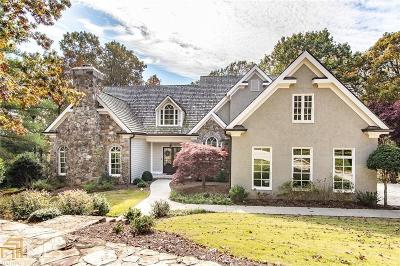 Roswell, Sandy Springs Single Family Home For Sale: 590 Widgeon Ln