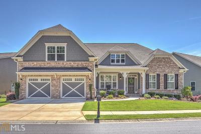 Hall County Single Family Home New: 3511 Locust Cv Ln