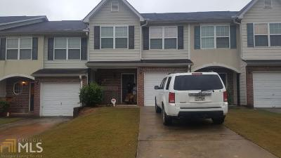 Clayton County Condo/Townhouse New: 681 Georgetown Ct