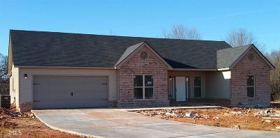 Lavonia Single Family Home New: 321 Ridgeview