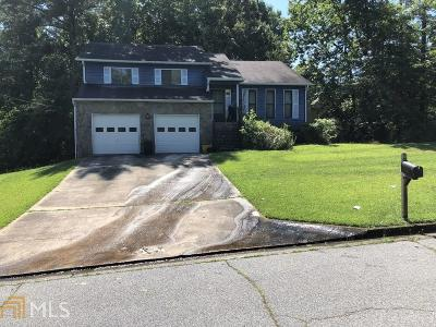 College Park Single Family Home Under Contract: 7140 Lupine Ridge Ln