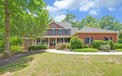 Habersham County Single Family Home Under Contract: 169 Fair Bianca Ct