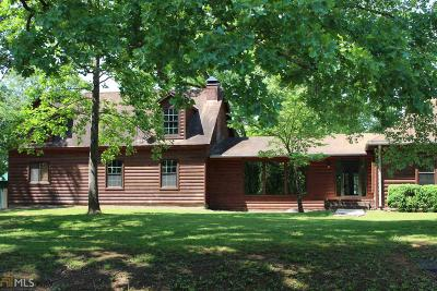 Milner Single Family Home For Sale: 928 Chappell Mill