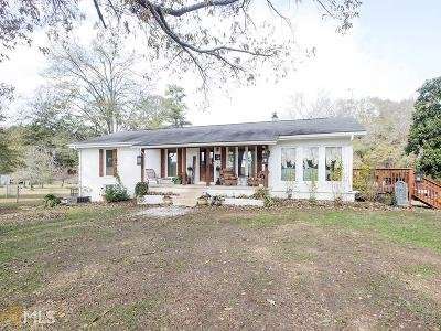 Henry County Single Family Home New: 1507 Peeksville Rd