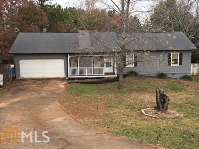 Oakwood  Single Family Home For Sale: 4916 Tracy Ln
