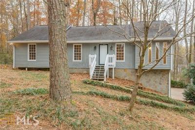 Alpharetta Single Family Home New: 255 Sequoyah Dr