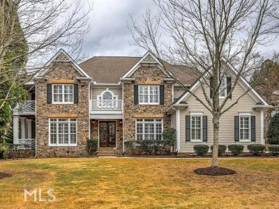 Marietta Single Family Home New: 2166 Waldrop Rd
