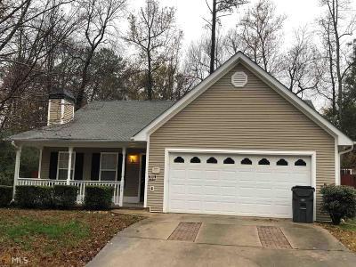 Newnan Single Family Home New: 104 Prescott Ct #11