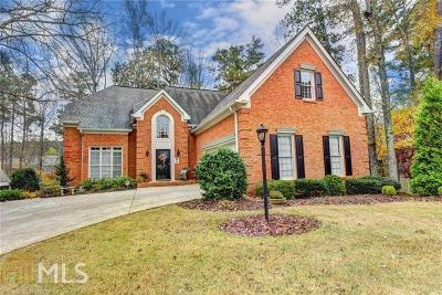 Roswell Single Family Home New: 2585 Club Springs Dr