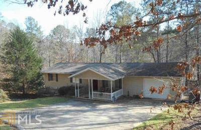 Monticello GA Single Family Home For Sale: $300,000
