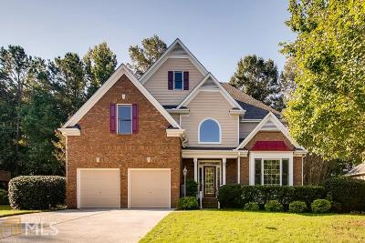 Powder Springs Single Family Home Under Contract: 1245 Gate Post Ln