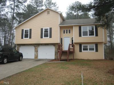 Douglasville Single Family Home New: 6155 Pointer #21