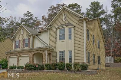 Conyers Single Family Home New: 1903 Windsor Crk