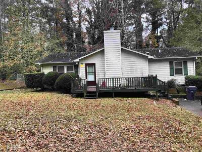 Ellenwood Single Family Home New: 119 N Circle Dr