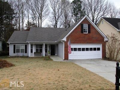 Suwanee Single Family Home Under Contract: 2340 Sailor Ln