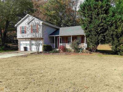 Stone Mountain Single Family Home New: 5222 Biffle Rd