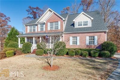 Dacula Single Family Home For Sale: 2712 Sidney Lake Ct