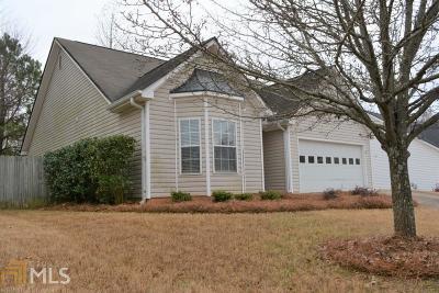 Canton Single Family Home New: 121 Carl Barrett Dr
