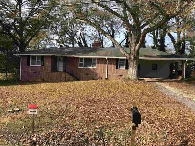 Winder Single Family Home For Sale: 256 Fourth Ave