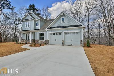 Dahlonega Single Family Home New: 260 Rockhound Dr