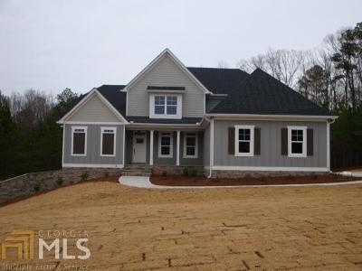 Senoia Single Family Home New: 15 Gordon Manor Crt #Lot 14