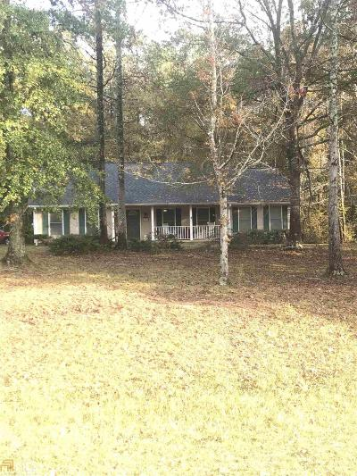 Haddock, Milledgeville, Sparta Single Family Home For Sale: 107 Grace Ct