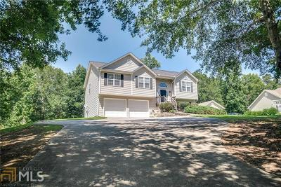 Braselton Single Family Home New: 348 Hickory