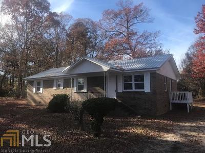 Jackson Single Family Home Under Contract: 145 Halls Bridge Rd