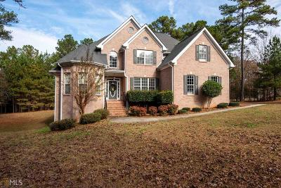 Monroe Single Family Home Under Contract: 301 Double Springs Rd