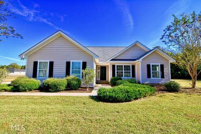 Brooklet Single Family Home For Sale: 1527 Tara Blvd