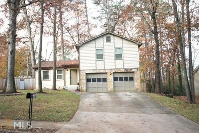 Stone Mountain Single Family Home Under Contract: 700 Ridge Ave