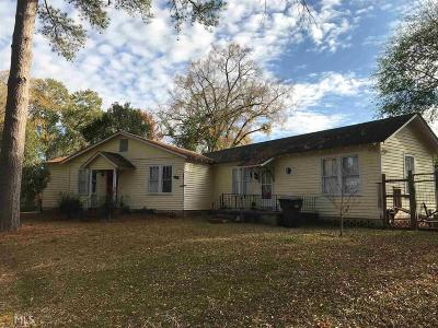 Haddock, Milledgeville, Sparta Single Family Home For Sale: 320 Milledge Ave